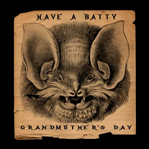 Have A Batty Grandmother's Day
