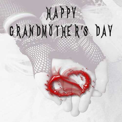 Happy Grandmother's Day